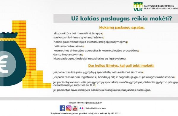Paaiškino, kaip gydytis gyvenant Lietuvoje, o dirbant kitur Europoje