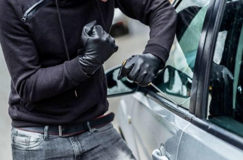 Šį mėnesį Jonavos policiją jau pasiekė 6 pranešimai, susiję su pavogtais arba apvogtais automobiliais