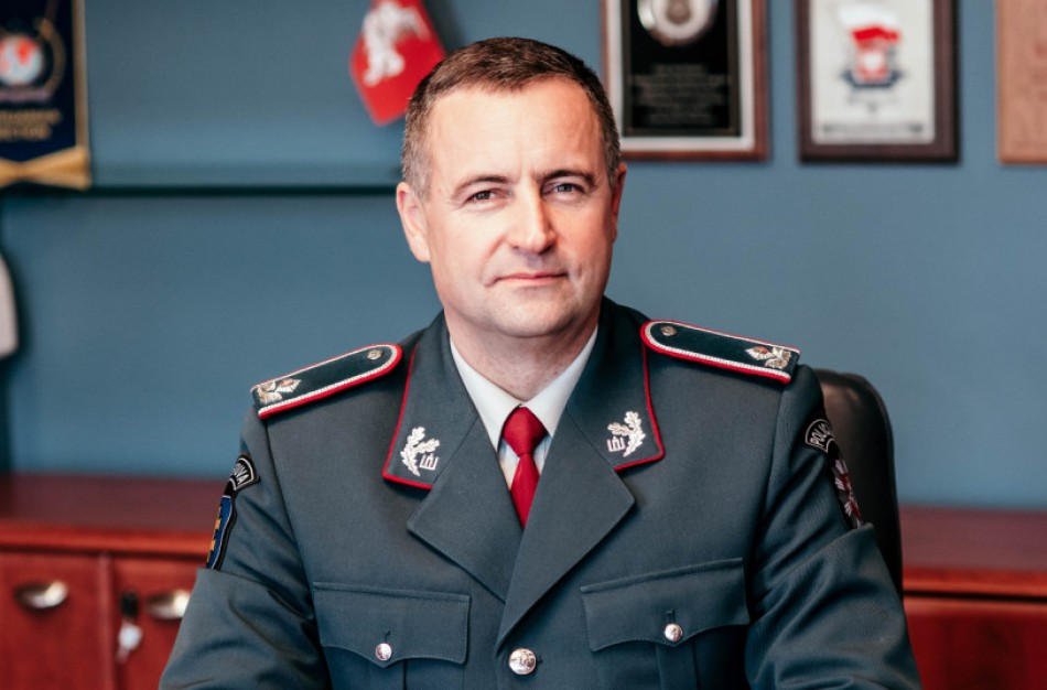 Policijos generalinis komisaras įvardijo, kada darbą pradės virtualus patrulis