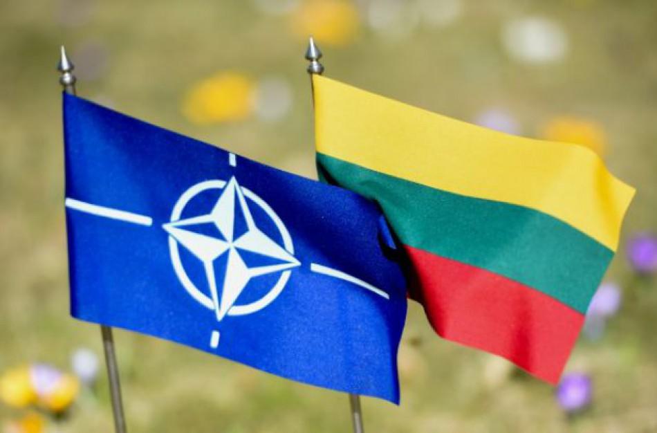 """Krašto apsaugos ministras A. Anušauskas: """"Drauge su NATO sąjungininkais turime ir toliau stiprinti atgrasymą ir gynybą"""""""