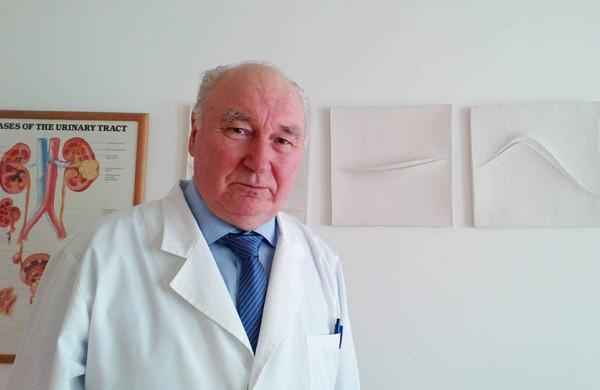 """Prof. B. Dainys: """"O buvo laikai, kai transplantacija prilygo galvos persodinimui"""""""