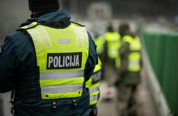 VESK: Velykų savaitgalį – sustiprintos policijos pajėgos