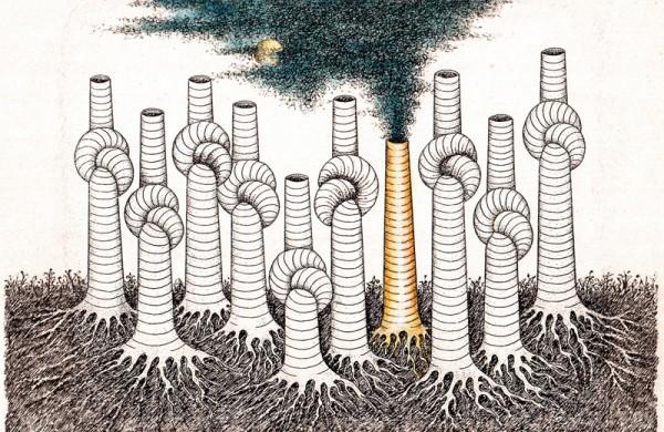 Balandžio 1-ąją pristatoma karikatūrų paroda apie Žaliąjį kursą
