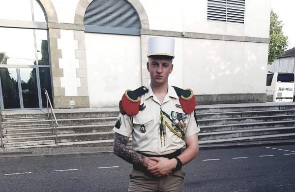 """MPB """"Geležinio Vilko"""" žvalgui tarnyboje praverčia Prancūzijos svetimšalių legione įgyta patirtis"""