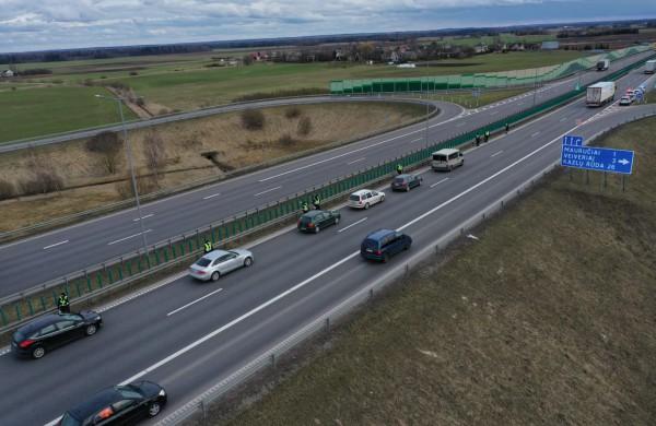 Judėjimo tarp savivaldybių kontrolė: Jonavos rajone patikrinta arti puse tūkstančio vairuotojų