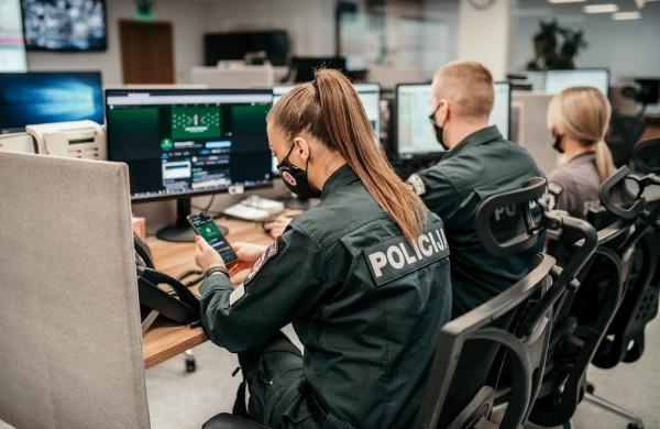 Darbą pradeda virtualus patrulis: policija paaiškino, kaip vyks jo darbas