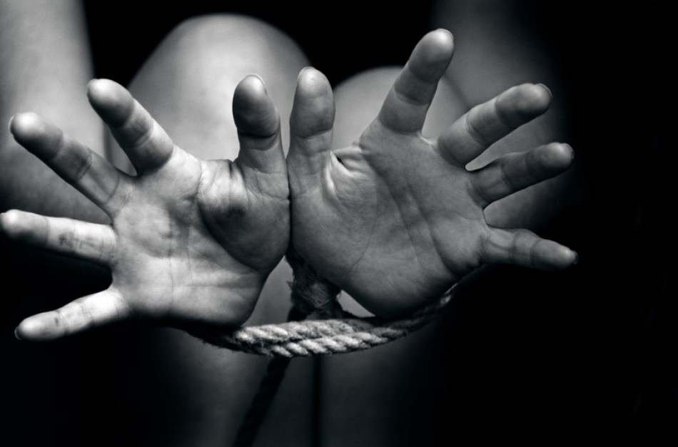 Prekybos žmonėmis mastai nemažėja