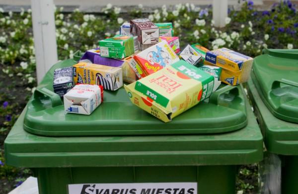 Siūlomos pataisos reanimuoja pakuočių tvarkymo padėtį