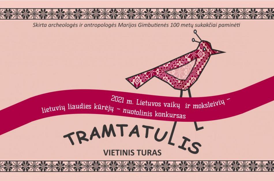 """Sveikiname konkurso """"TRAMTATULIS"""" Jonavos rato nugalėtojus!"""