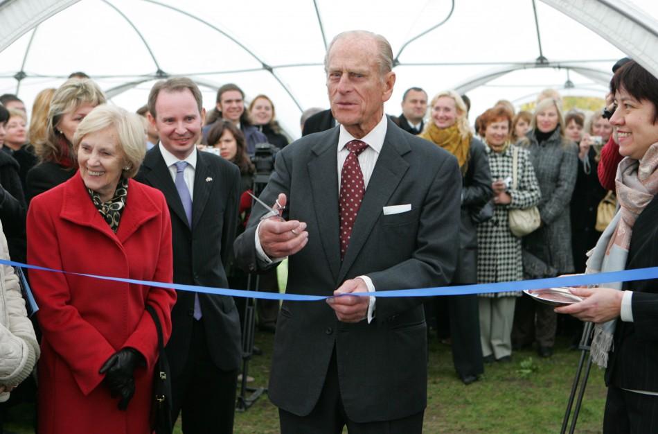 Princas Philipas paliko netikėtą indėlį Lietuvos švietimui
