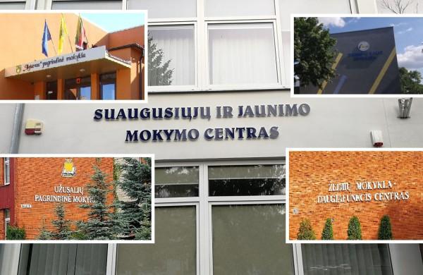 Jonavos r. ugdymo įstaigų laukia pokyčiai: pertvarkomos kaimo mokyklos, reorganizuojamas suaugusiųjų ir jaunimo mokymo centras