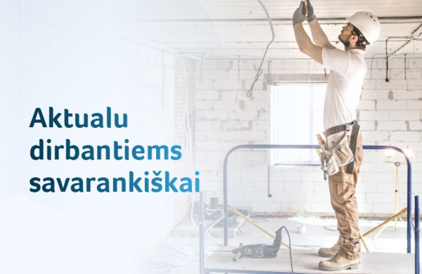 Siūlomi pakeitimai, užtikrinsiantys saugesnes darbo sąlygas