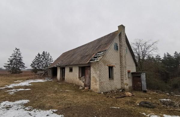 Sodybos su sklypu Normainių I k. 2, Žeimių sen., Jonavos r., pardavimo aukcionas