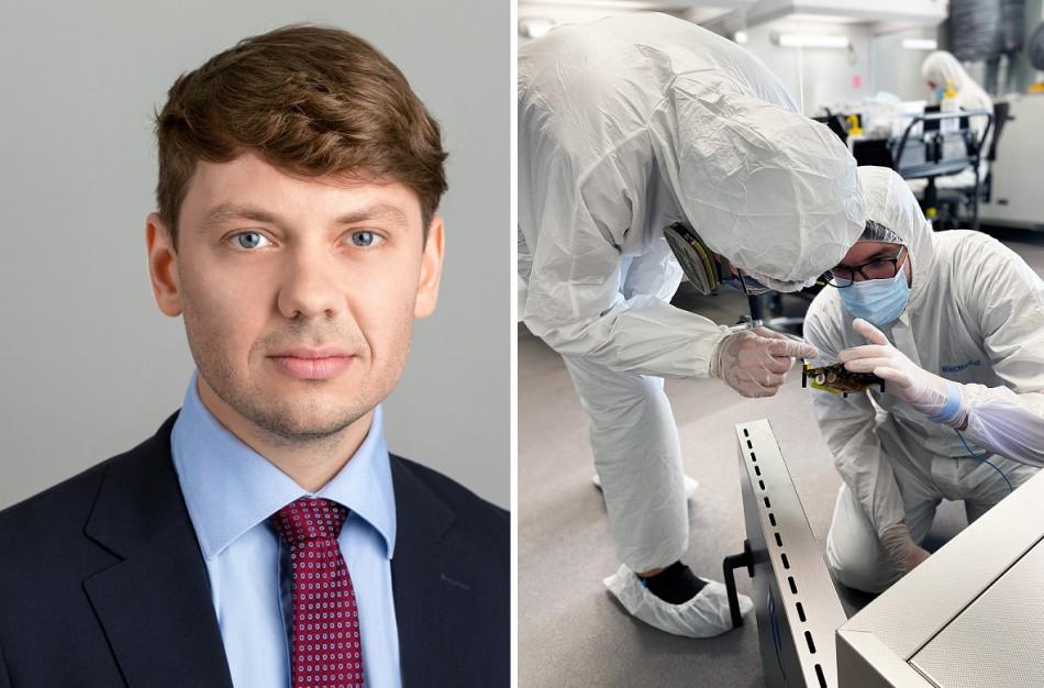 """Į kosmosą pakilo jau antras lietuvių """"NanoAvionics"""" JAV bendrovei sukurtas palydovas"""