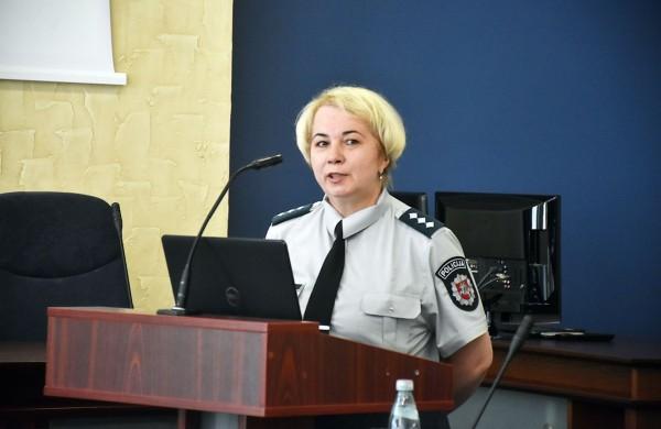 """Tarnybą baigusi bendruomenės pareigūnė L. Paklina: """"Jonava – nuostabus miestas"""""""