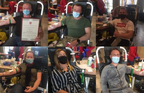 Nacionalinis kraujo centras dėkoja jonaviečiams: šie toliau aktyviai dovanoja kraują