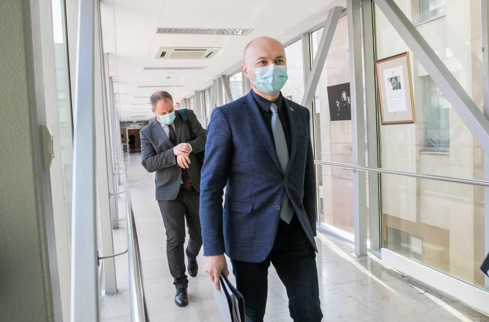 Seimo narys E. Sabutis: pataikaujama privatiems atliekų tvarkytojams