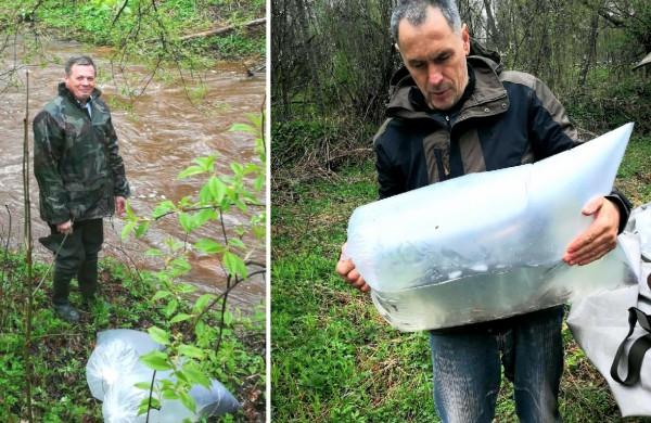 Lomenos upėje padaugės šlakių