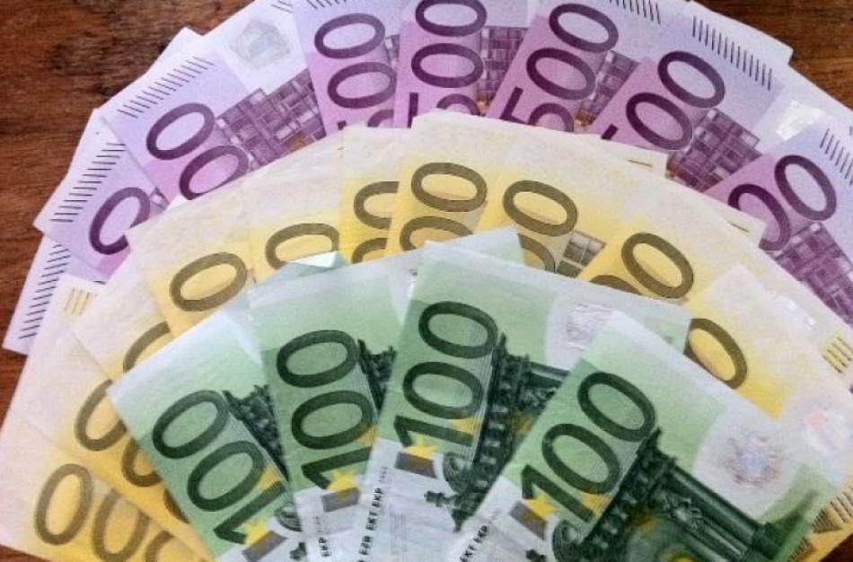 VMI: 9 tūkst. įmonių automatiškai skirta dar 28 mln. eurų subsidijos
