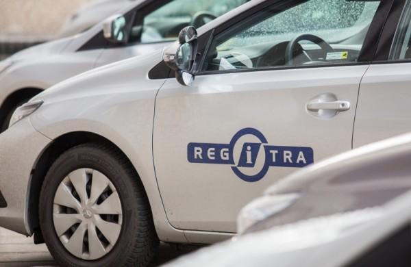 """Siekiant efektyviau valdyti klientų srautus, keičiama jų aptarnavimo tvarka """"Regitroje"""""""