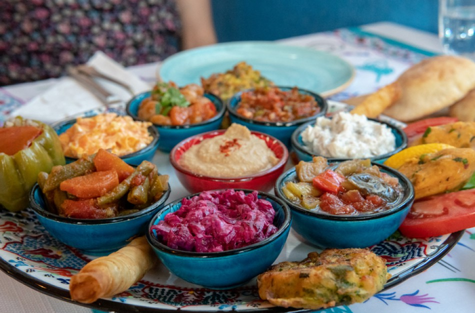 Turkiška virtuvė – ar visko teko ragauti?