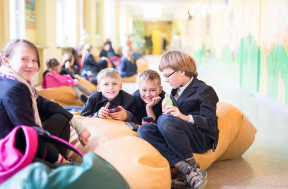 """Ambicingas tikslas paskelbtas: """"Tūkstantmečio mokyklomis"""" taps visos Lietuvos mokyklos"""