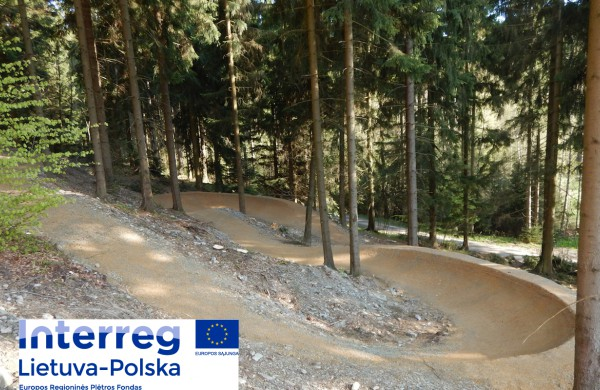 Aktyvus turizmas – darniam gamtos paveldo naudojimui Lietuvos-Lenkijos pasienyje