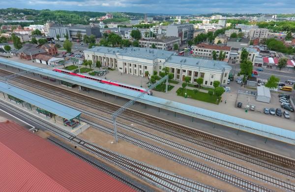 Lietuvos geležinkelio stotyse bus diegiama moderni stočių valdymo sistema