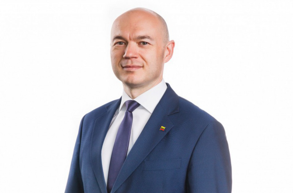 """E. Sabutis: """"Seimas linkęs pritarti siūlymui 20 proc. įmonių sumokėto pelno mokesčio skirti savivaldybėms"""""""