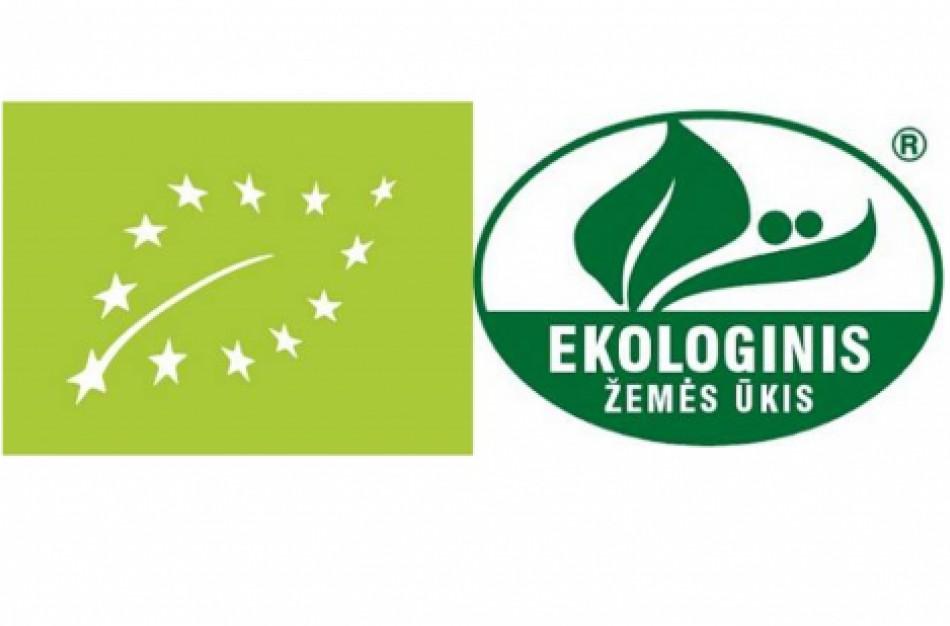 Ar viską žinome apie ekologiškų produktų ženklinimą