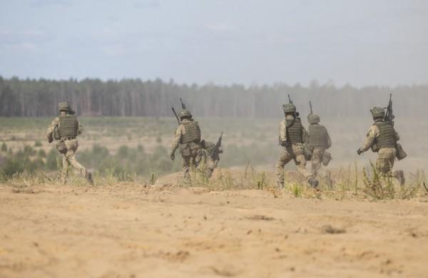 Rukloje įsibėgėja Vokietijos gynybos ministerijos finansuojami infrastruktūros darbai