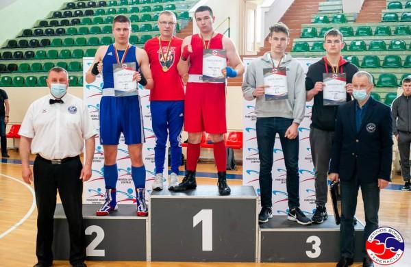 Prizinės vietos- Lietuvos bokso čempionate