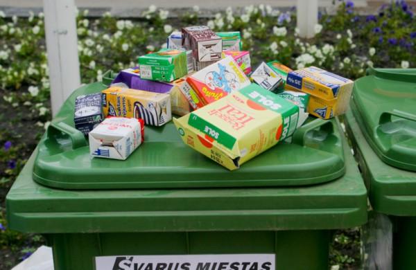 """Projektas """"Mes rūšiuojam. Vasara"""" kviečia mažinti atliekas bendruomeniškai"""