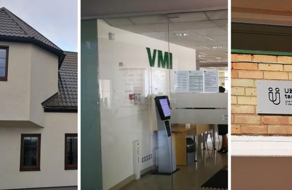 """""""Sodra"""", VMI ir Užimtumo tarnyba ruošiasi atverti klientų aptarnavimo skyrius"""