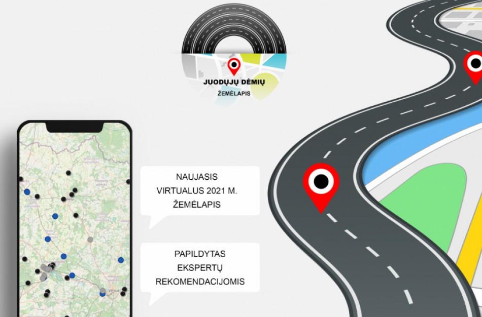 Pasitelktos naujosios technologijos kelių eismo saugumui užtikrinti