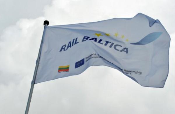 """Pranešimas visuomenei apie priimtą LR Vyriausybės nutarimą dėl Projekto """"Rail Baltica"""""""
