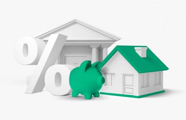 Bankų sektorius: pirmąjį ketvirtį augo būsto ir verslo kreditavimas