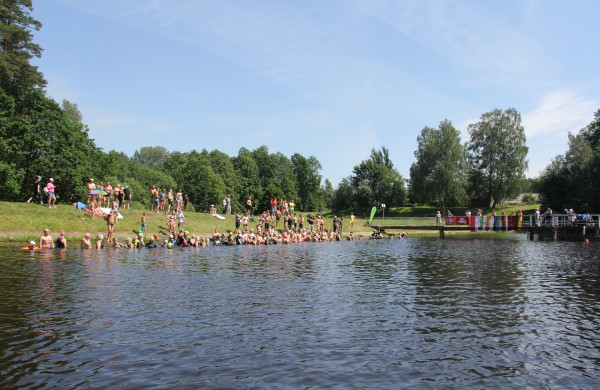 Šveicarijos Joninių maratone laukiama intriguojančios Lietuvos plaukikų kovos