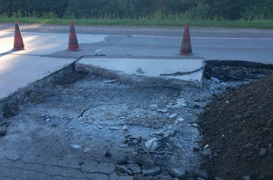 Kelių direkcija: Įspėjimas važiuojantiems keliu A14 Vilnius–Utena