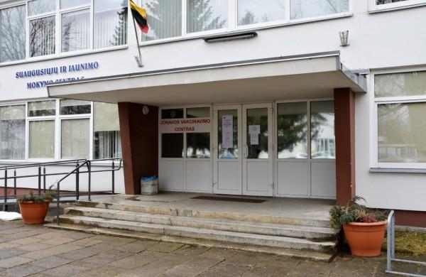 Informacija apie Jonavos rajono gyventojų vakcinavimą