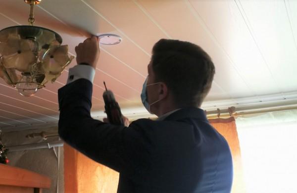 Meras M. Sinkevičius: Nuo gaisrų gali apsaugoti labai nebrangi priemonė, kuri turėtų būti kiekvienuose namuose
