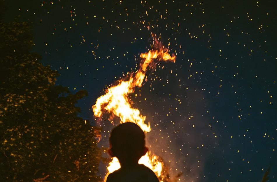"""""""Iremas"""" Joninių šventei padovanojo ugnies aukurus"""