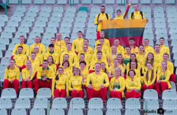 Sėkmingi lengvaatlečių startai Europos komandiniame čempionate