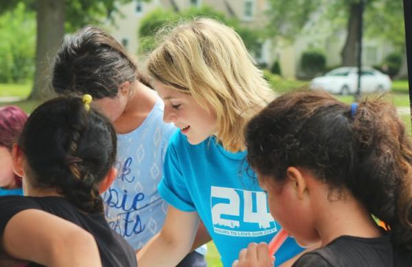 Ilma Skuodienė: savanorystė keičia paauglių gyvenimus