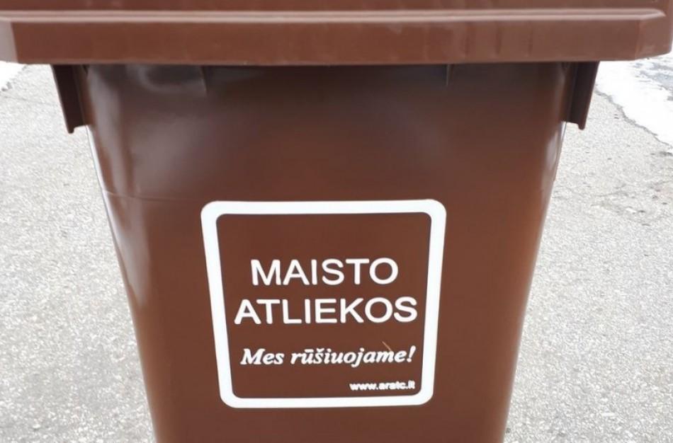 Maisto atliekas tvarkyti verta: kuriami tvarūs produktai ir mažėja aplinkos tarša