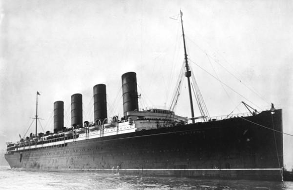 """Tragiškas """"Lusitania"""" likimas, pastūmėjęs JAV stoti į I-ąjį pasaulinį karą"""