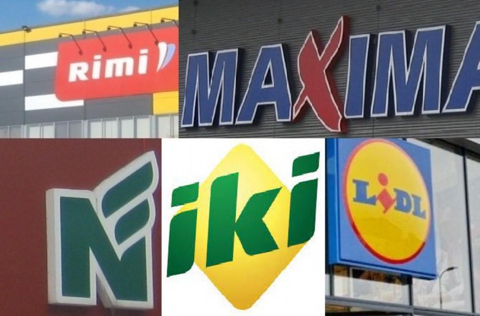 Norintiems apsipirkti pigiau: kuriuose prekybos centruose žemiausios kainos?