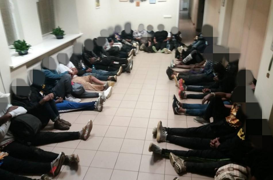 Dėl didėjančių migrantų srautų iš Baltarusijos paskelbta ekstremalioji situacija