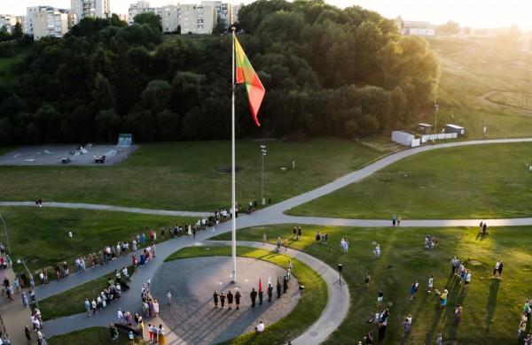 Lietuvos Karaliaus Mindaugo diena Jonavoje – pasižvalgykite nuotraukų galerijoje