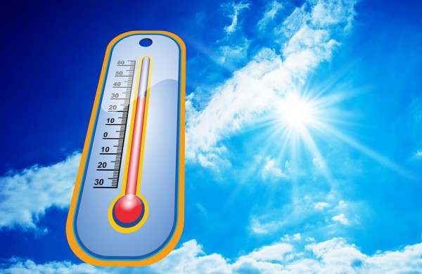 Toliau kepins karštis, lietaus rodysis tik vakariniuose šalies rajonuose
